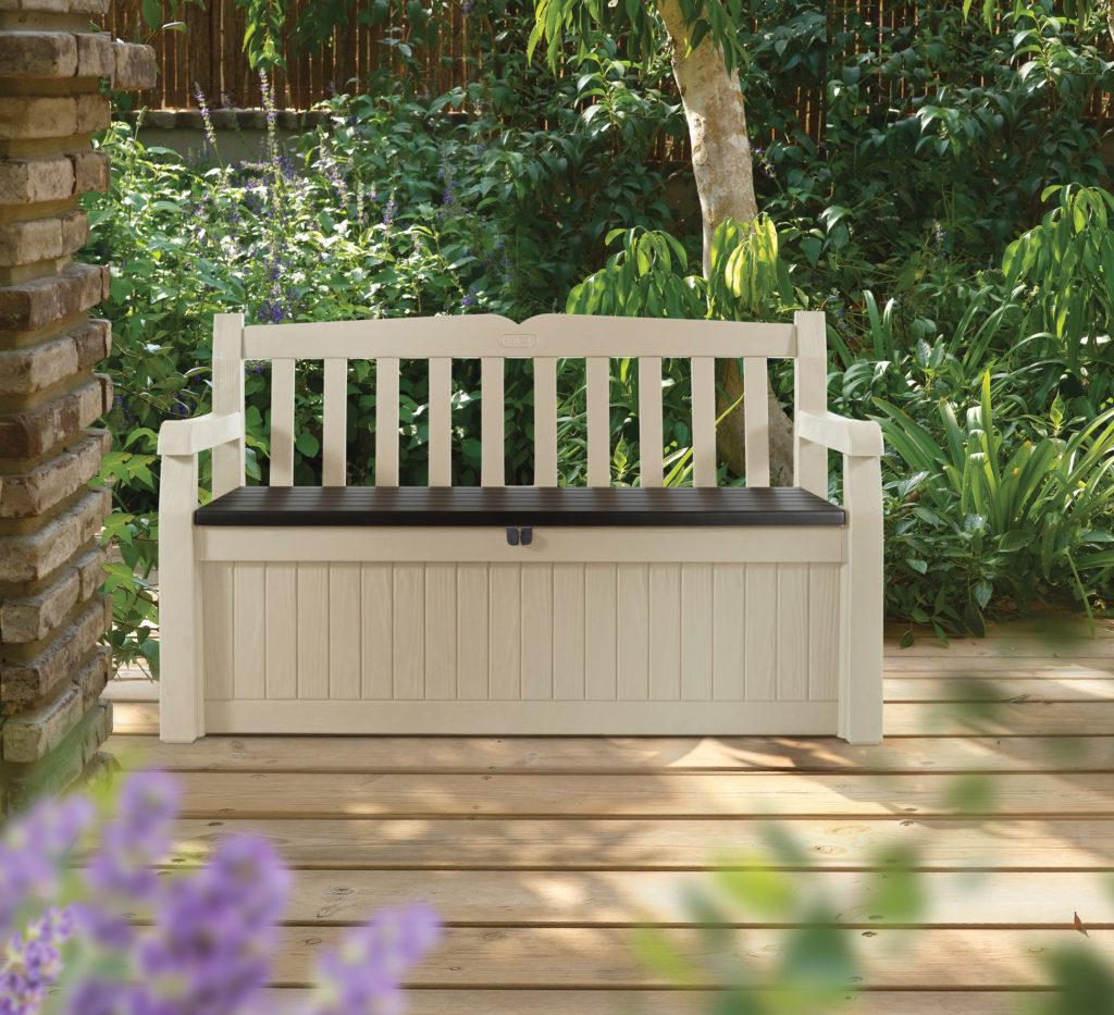 Coffre de jardin / Comparatif meilleur Coffre de jardin | Test ...